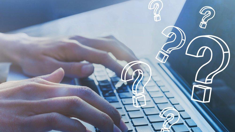 I et reflekterende blogindlæg kan du stille spørgsmål ved noget, der undrer dig.