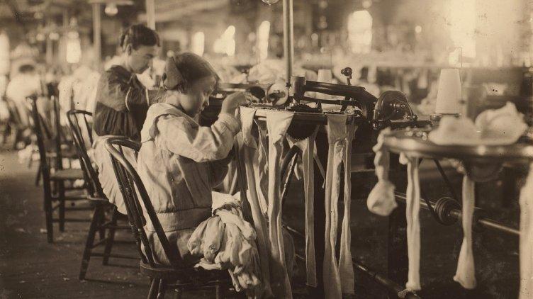 Industrialiseringen