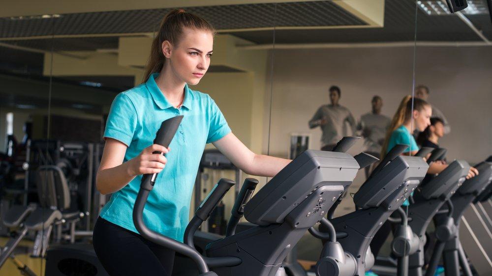 Motion og sund kost gavner helbredet.