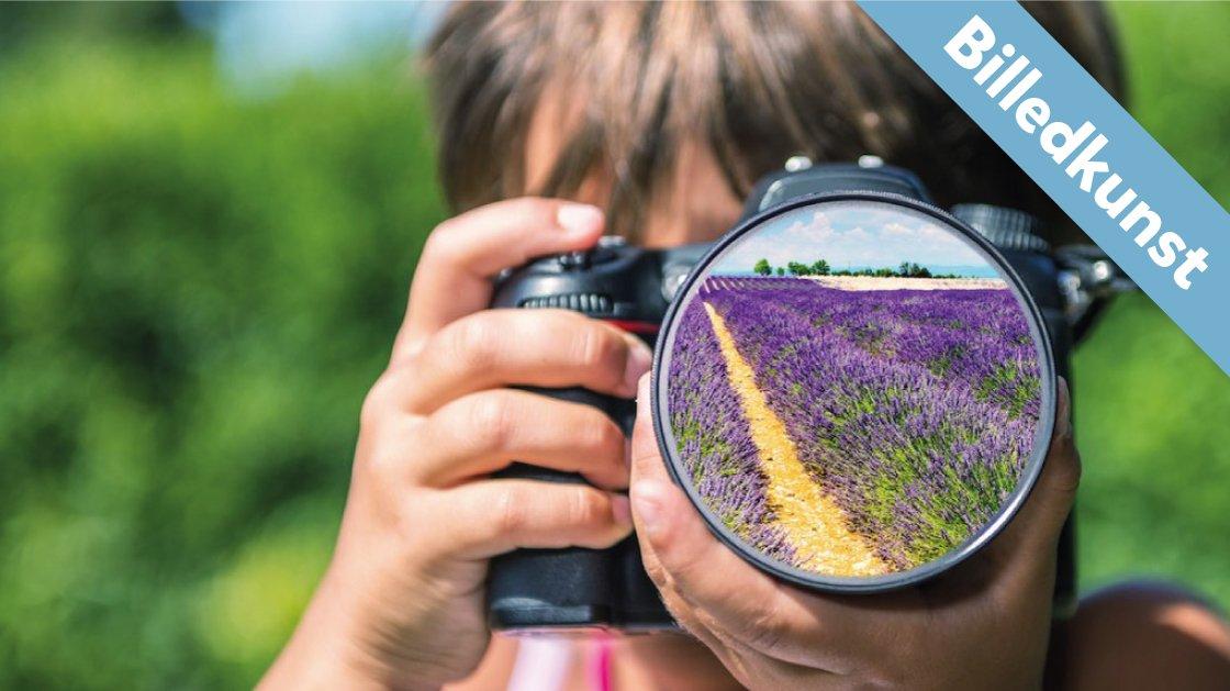 Se verden gennem et kamera.