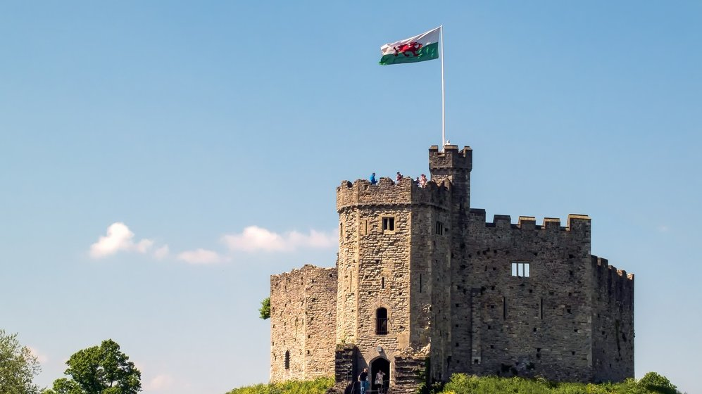 Welcome to Wales – the home of magical castles and beautiful natural scenery.