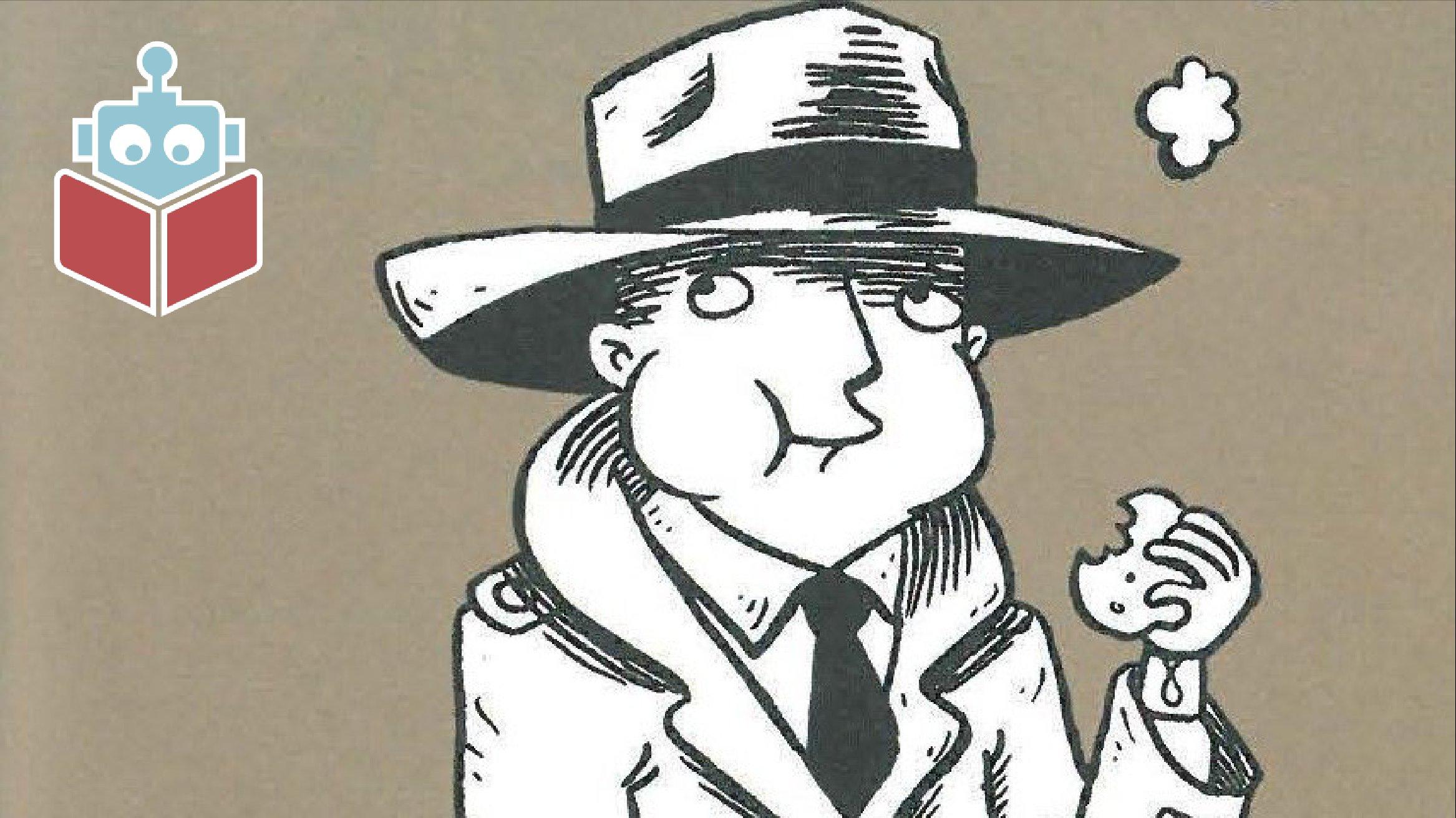 Forfatteren Ellen Holmboe har skrevet en serie bøger om detektiven.