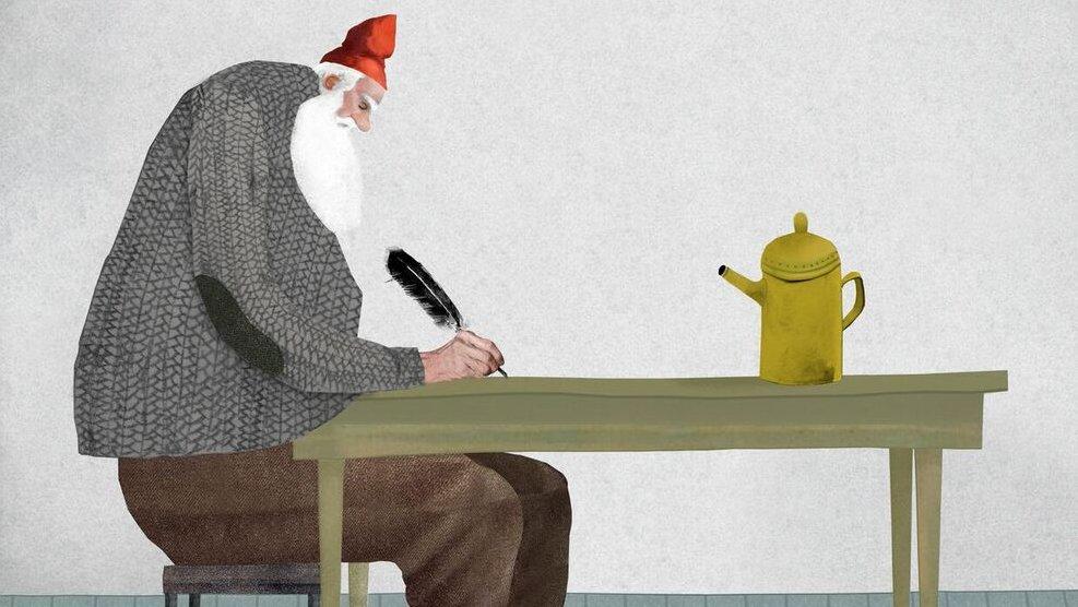 I skal skrive om julen på mange forskellige måder.