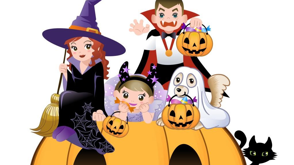 Learn all about Halloween!
