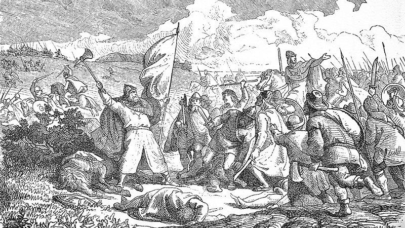 Endte kampen om kongemagten i 1157 med et slag på Grathe Hede nær Viborg?