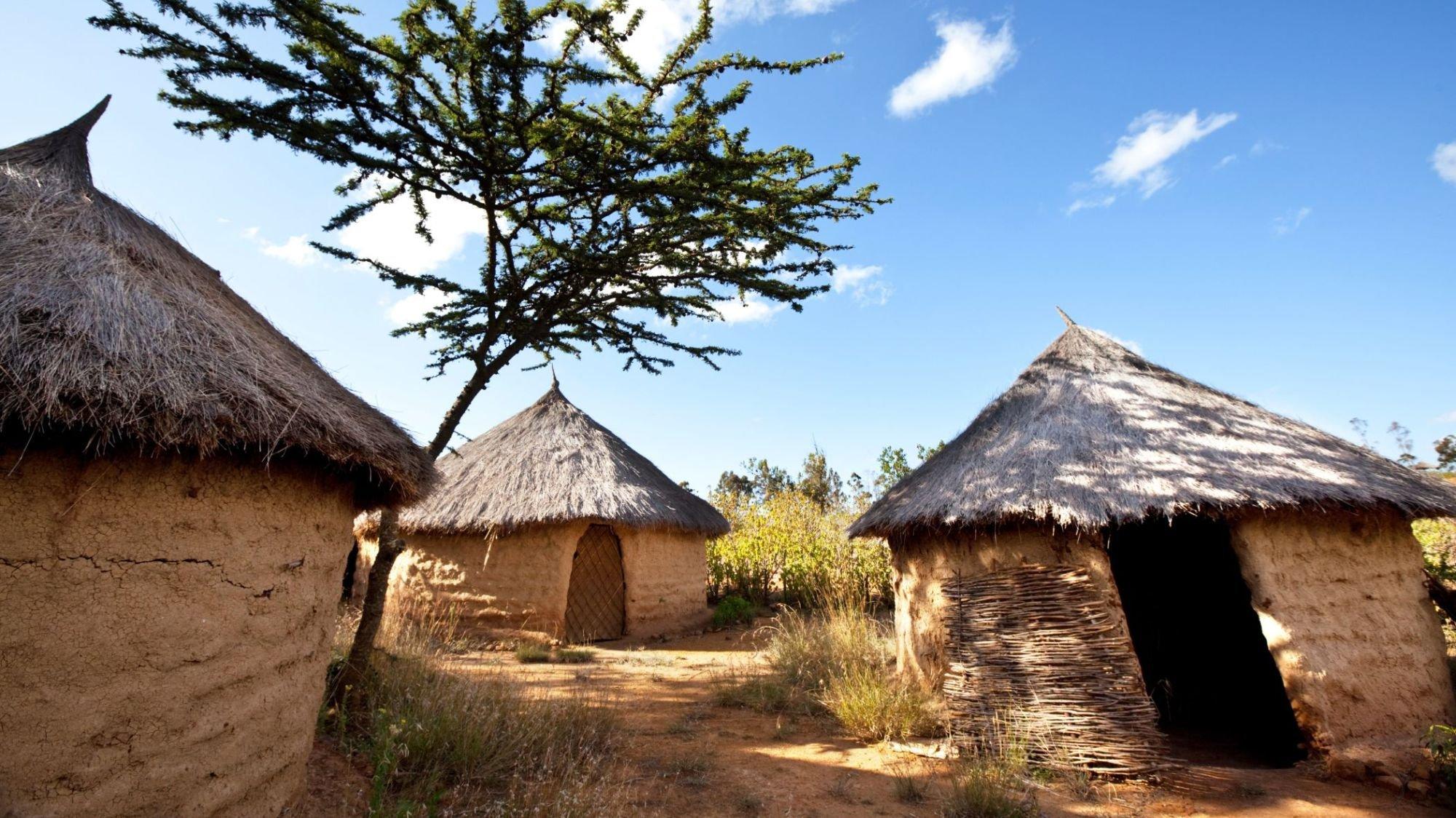 Hvordan kan teknologien hjælpe til at styrke menneskers liv i en landsby som denne?