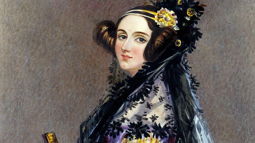 Ada Lovelace, 1815-1852.