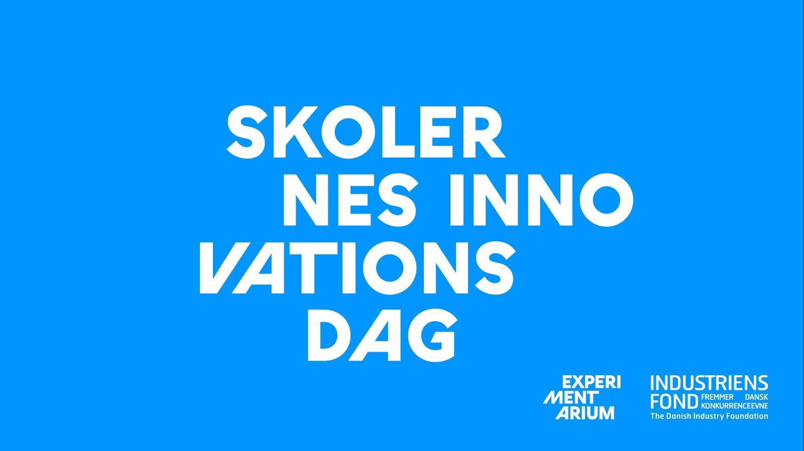 Træn din hjerne til at tænke mere innovativt på Skolernes Innovationsdag, et samarbejde mellem Clio og Experimentarium.