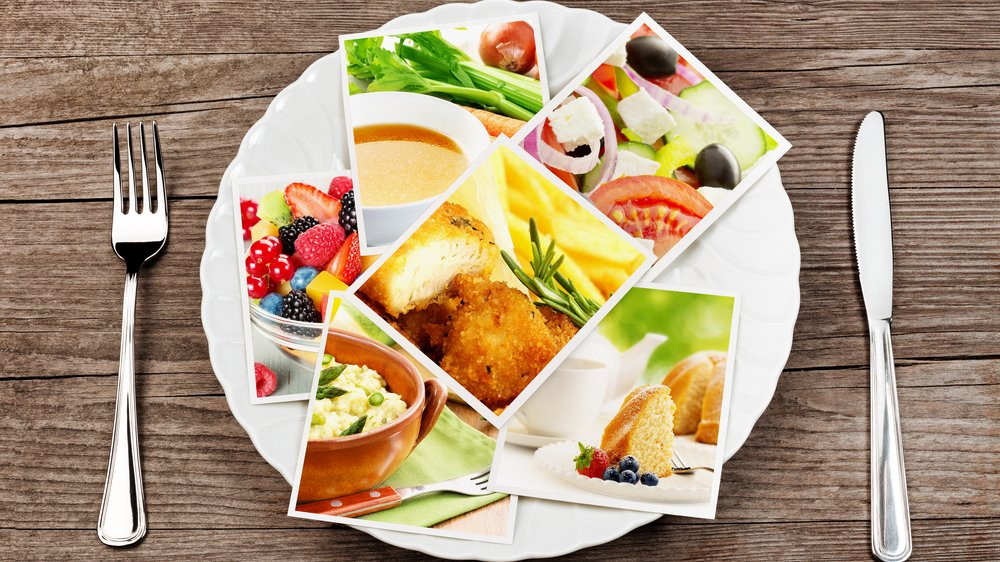 Kroppen fungerer ikke uden sund mad. Men hvad er sund mad?