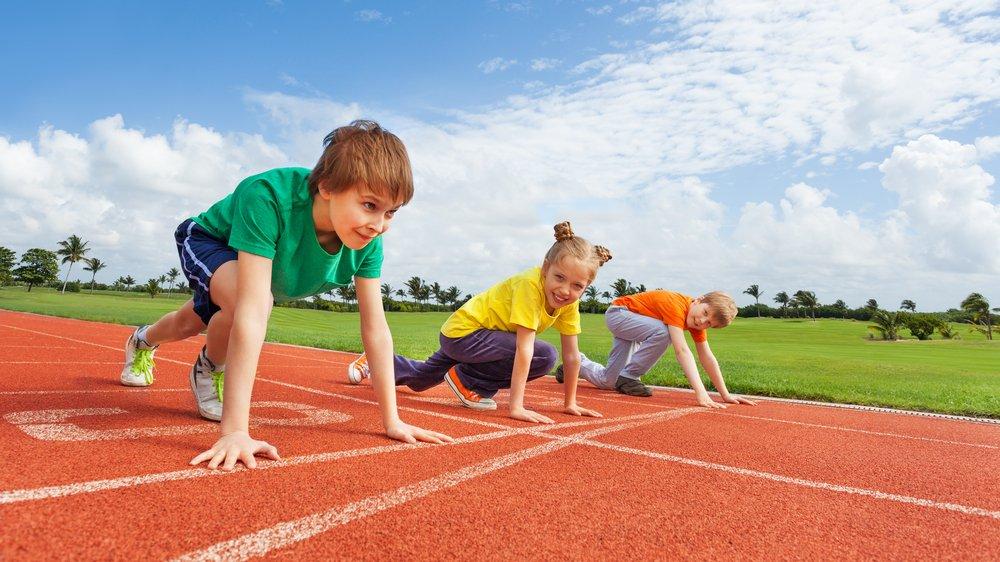 Knogler og muskler har bl.a. brug for motion, hvis de skal holdes sunde og stærke.