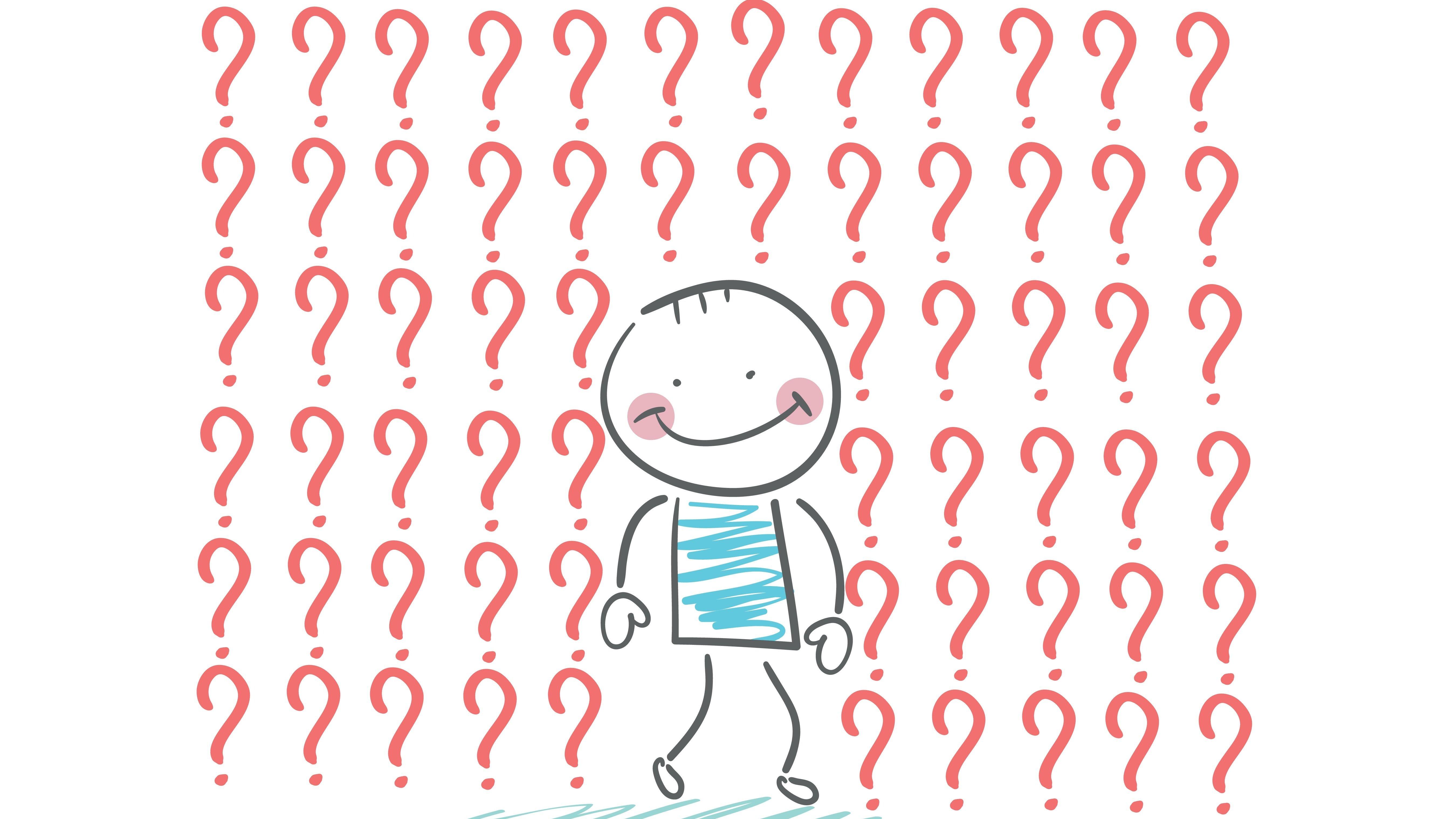 Kildekritik handler om at stille spørgsmål.