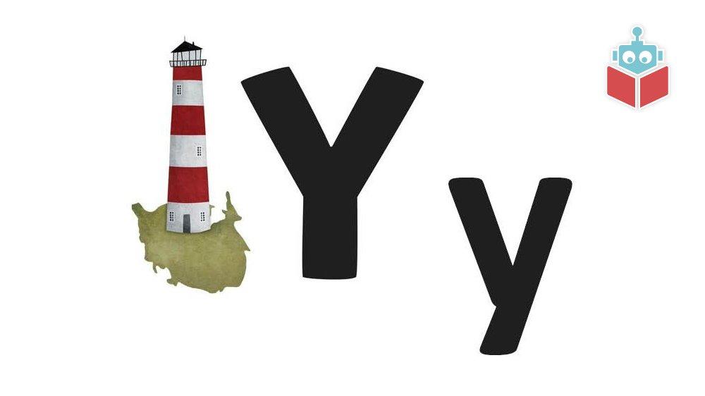 """Du kan høre y-lyden i ordet """"fyr""""."""