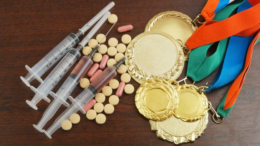 Allerlei Dopingmedikamente können zum Medaillensieg führen.
