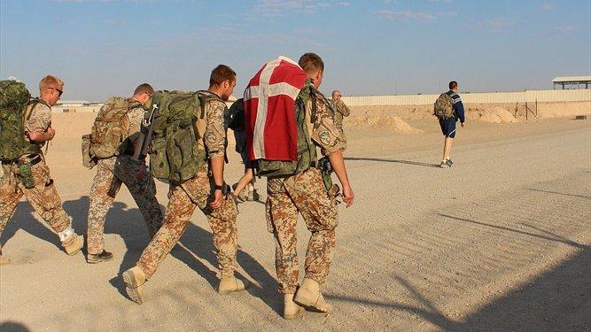 Danmarks deltagelse i krigene i Irak og Afghanistan har fyldt meget i dansk politik.