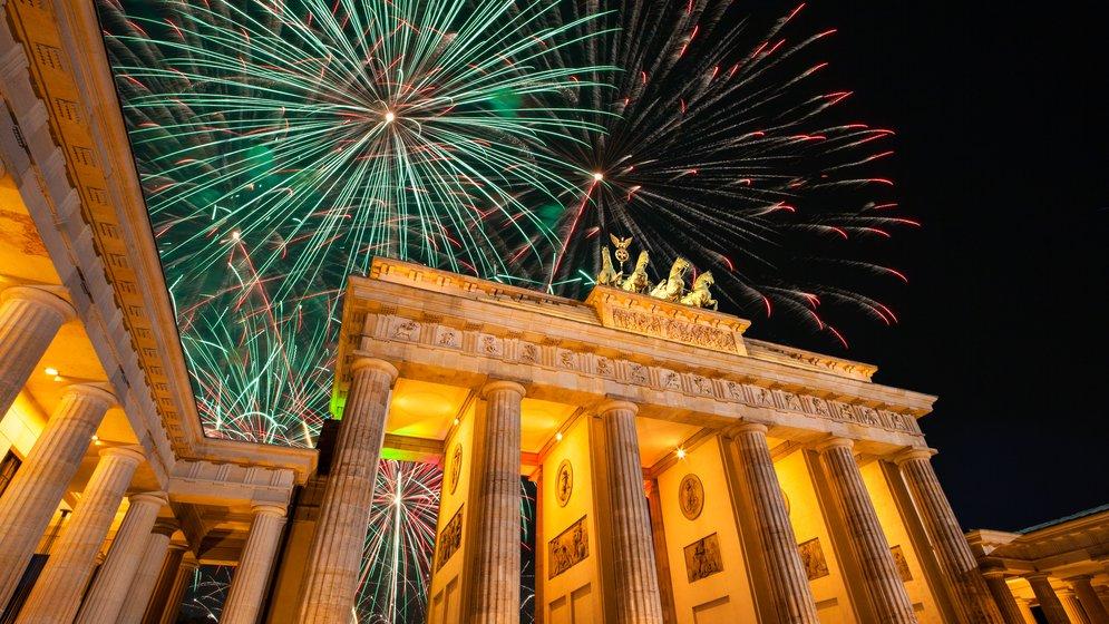 Der 3. Oktober ist als Tag der Deutschen Einheit in 1990 zum Feiertag in Deutschland geworden.