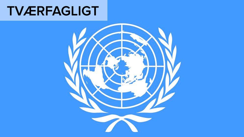 Dette forløb gør jer klogere på FN's historie og formål.