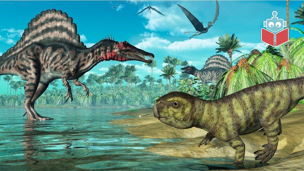 Engang elskede dinosaurerne at danse.