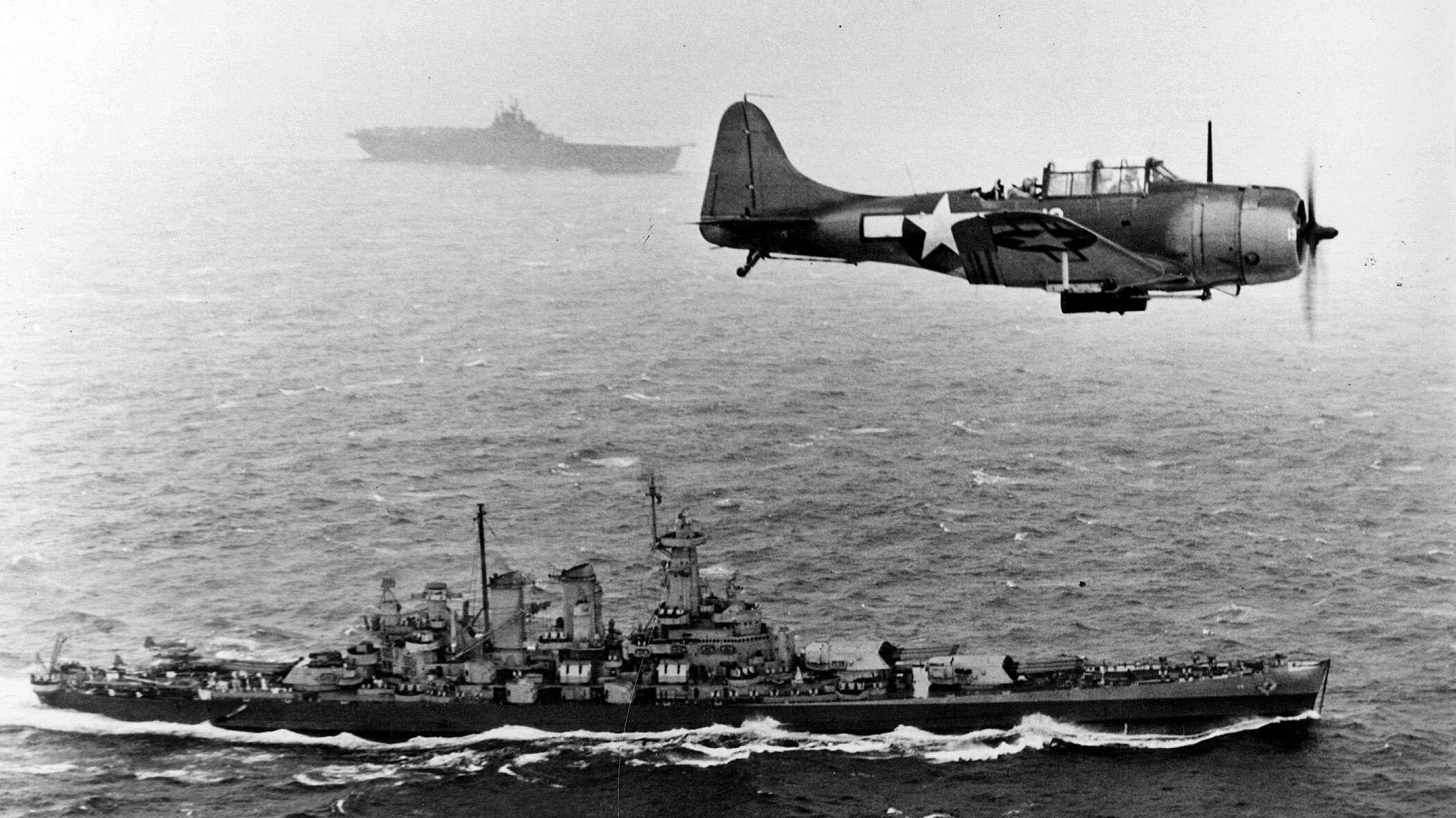 2. verdenskrig blev udkæmpet i luften, på havet og på land i samtlige dele af verden.