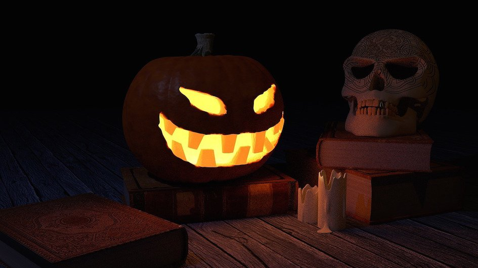 Are you ready for the scariest night of all? Happy Halloween!