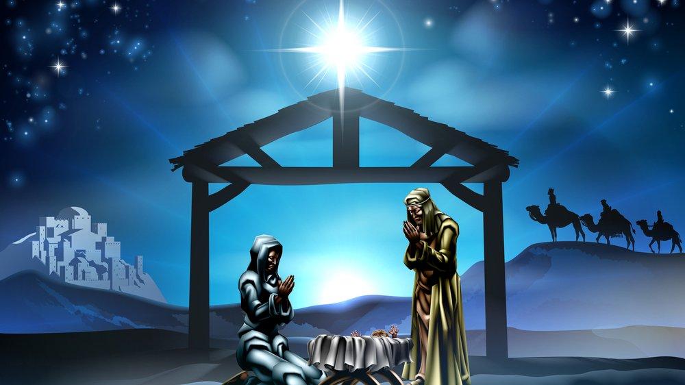 Hvem var Jesus? Dette forløb handler om Jesus' fødsel, dåb og disciple.
