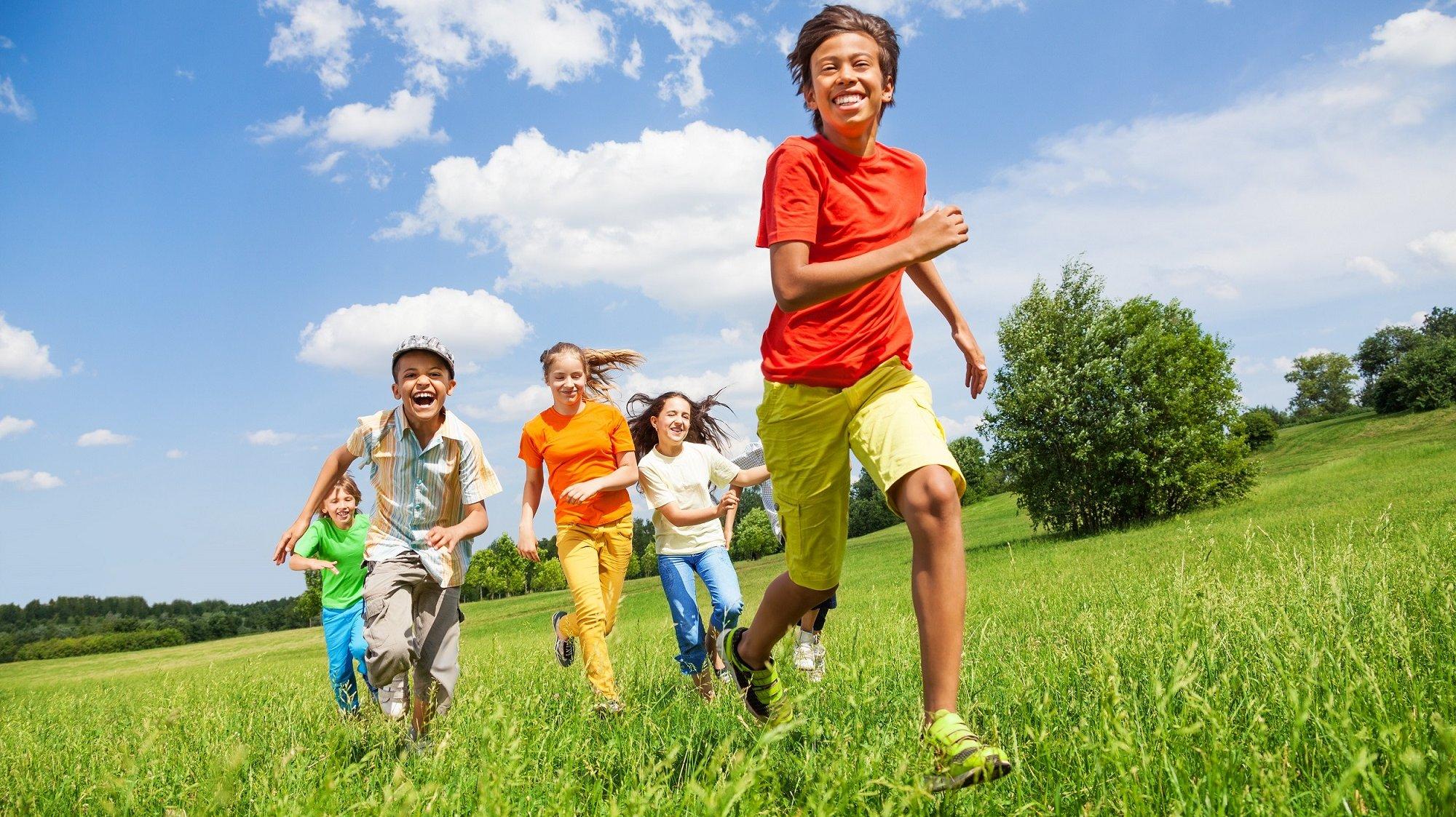 Motion gør dig glad – især når det foregår sammen med andre.