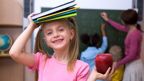Det er vigtigt, at din krop er sund. Så kan du bedre lære i skolen.