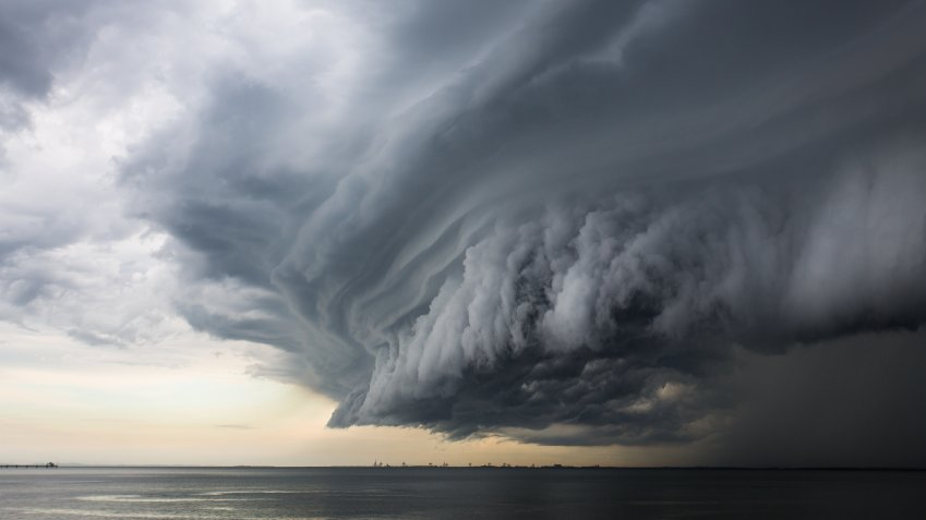 Der er flere vejrfænomener, som er vilde og voldsomme.