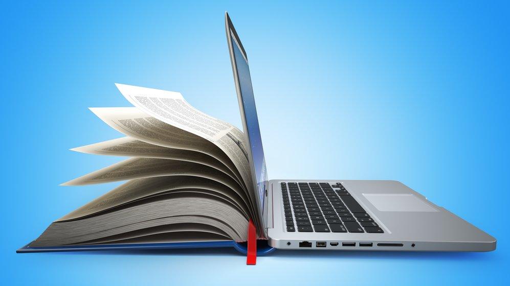 At læse og søge på internettet kræver andre kompetencer end at læse i bøger.