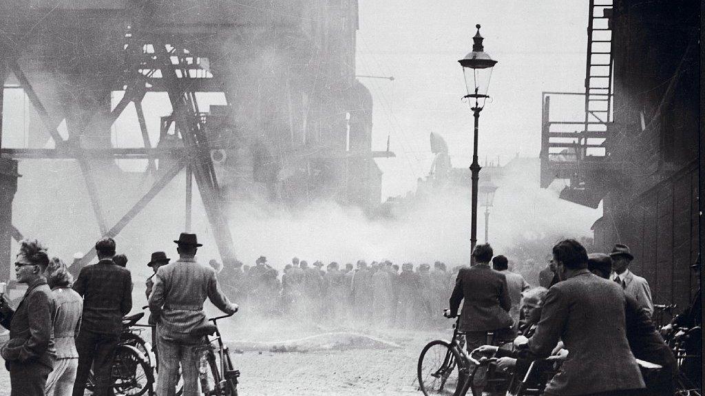Sabotage var en væsentlig del af modstandskampen under besættelsen. Modstandskampen er én af de sider af besættelsestiden, som I skal undersøge i dette forløb.