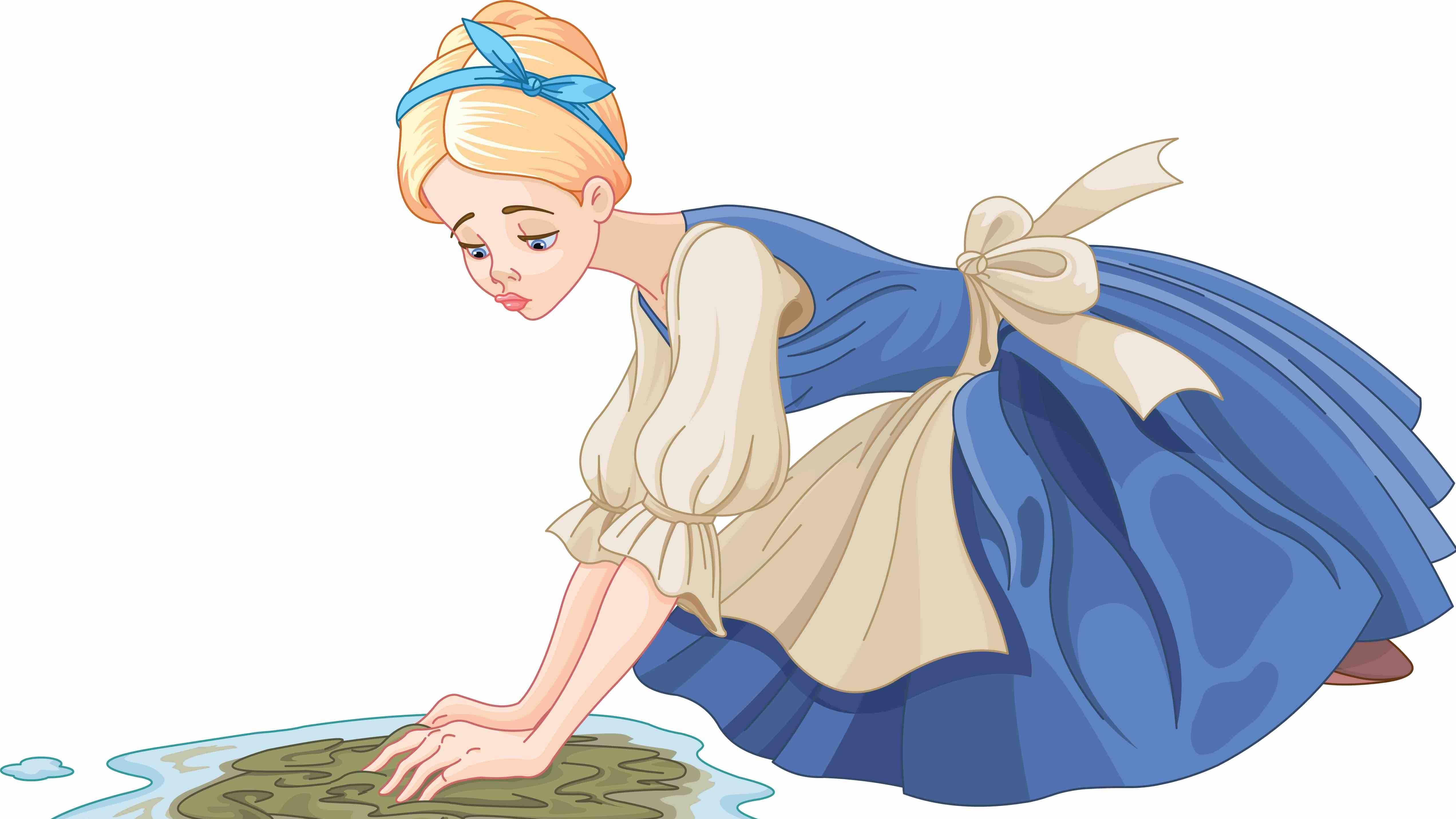 Poor Cinderella!