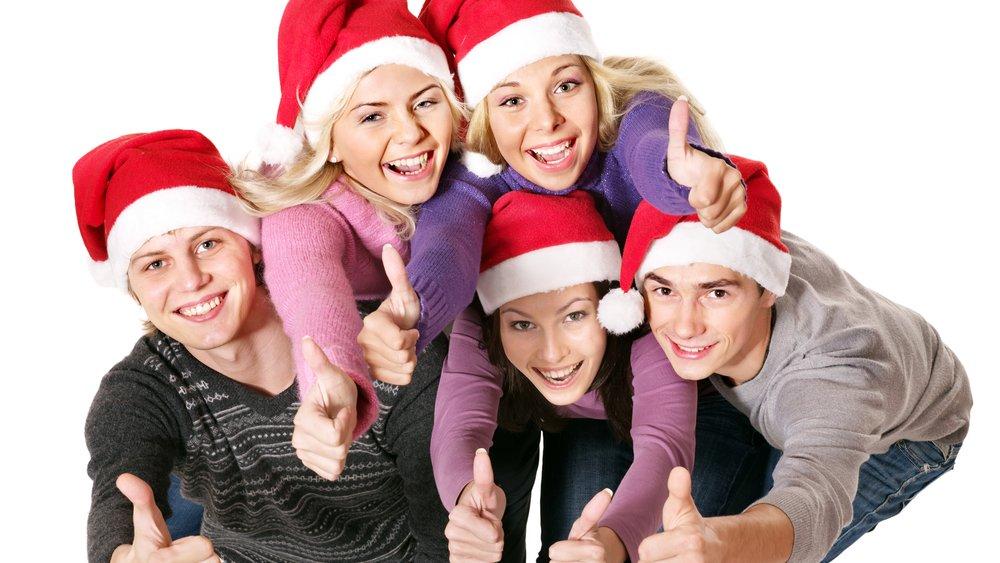 Dieses Jahr wird es ein besonders schönes Weihnachtsfest.