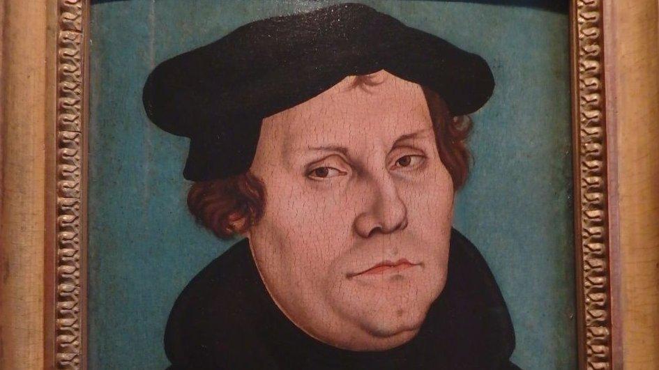 Munken Martin Luthers tanker om den katolske kirke satte i 1517 gang i en stor ændring af den kristne kirke.