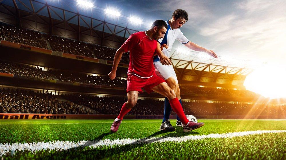 Fußball ist eine von vielen beliebten Ballsportarten, die eine Nation zusammenbringen können.