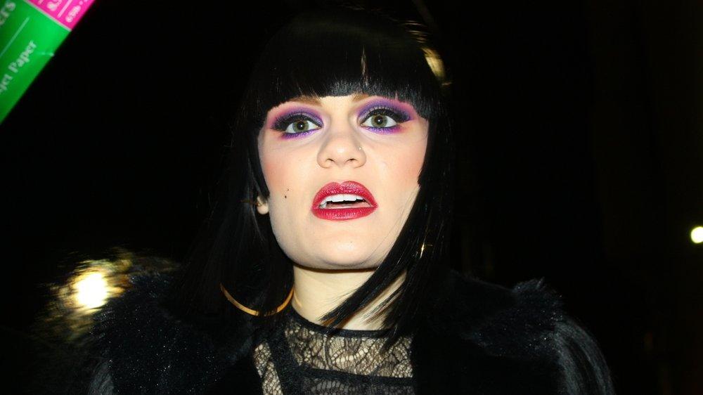Jessie J er ikke bange for at give den gas, når hun optræder.