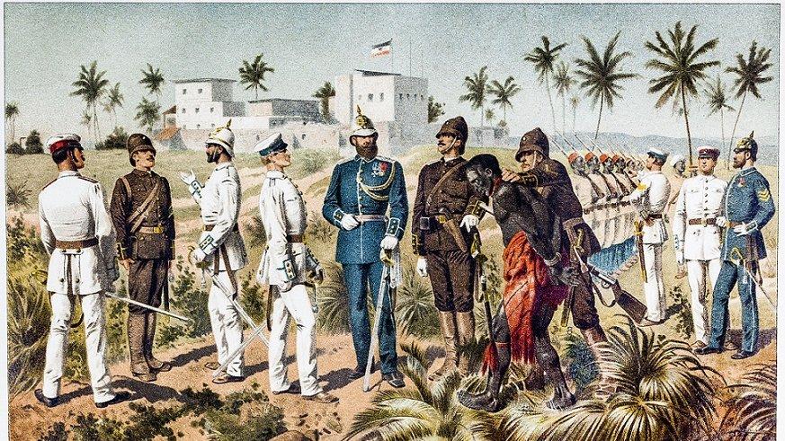 Under imperialismen kom næsten hele Afrika og store dele af Asien under europæisk kontrol.