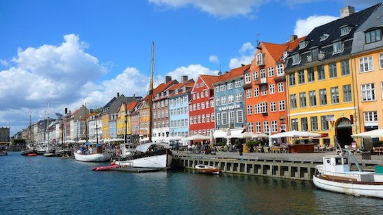 Nyhavn is a special place in Copenhagen. What place is special in your town?