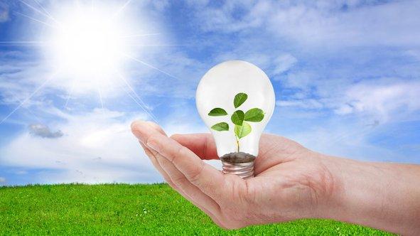 Solen er grundlaget for livet og energien på Jorden.