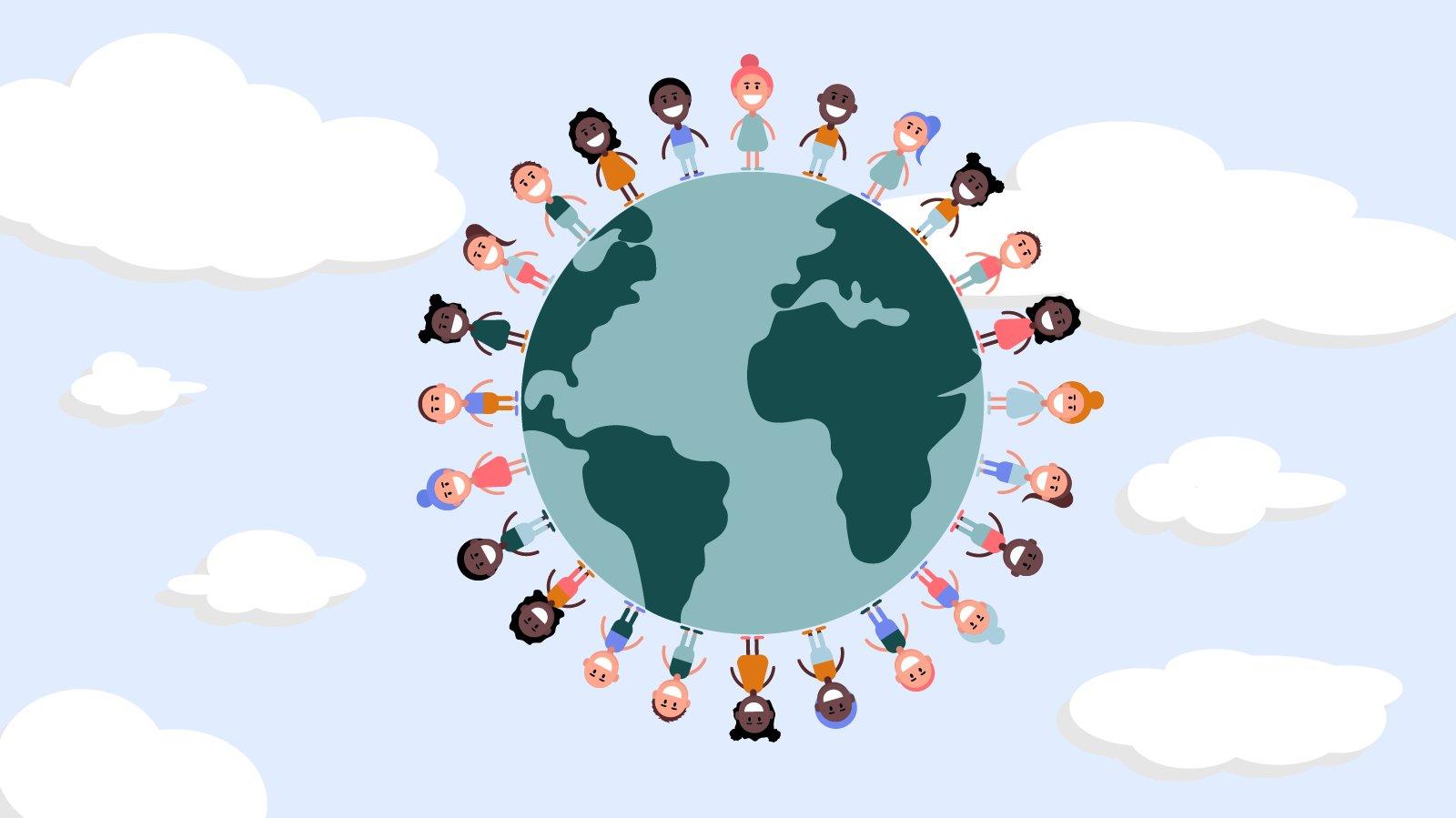 Hvor mange mennesker er vi på Jorden, og hvor mange bliver vi?