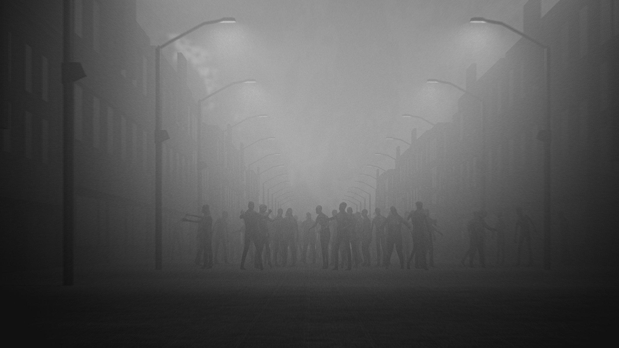 The Zombie Plague