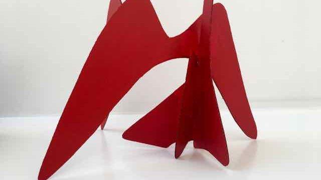 Lav din egen stabile efter inspiration fra Alexander Calder.