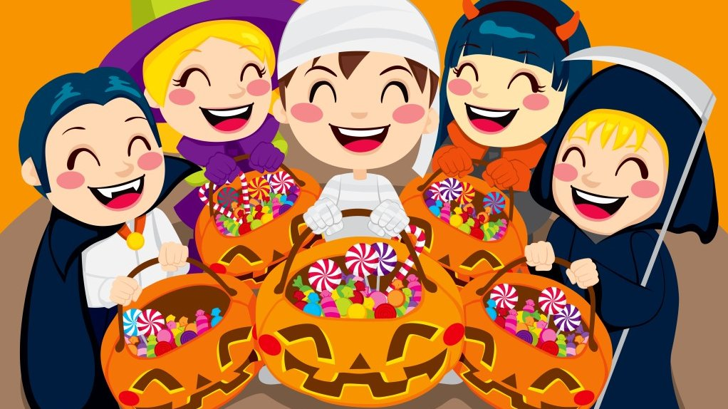 Trick or treat! Learn all about Halloween!