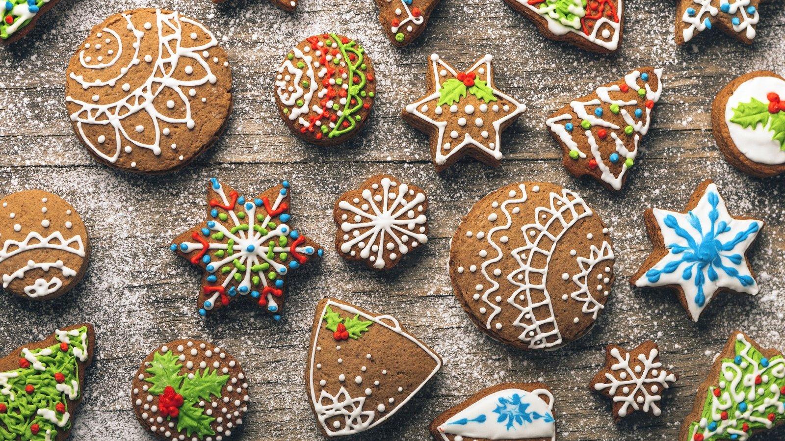 Lækre småkager er en tradition i julemåneden.
