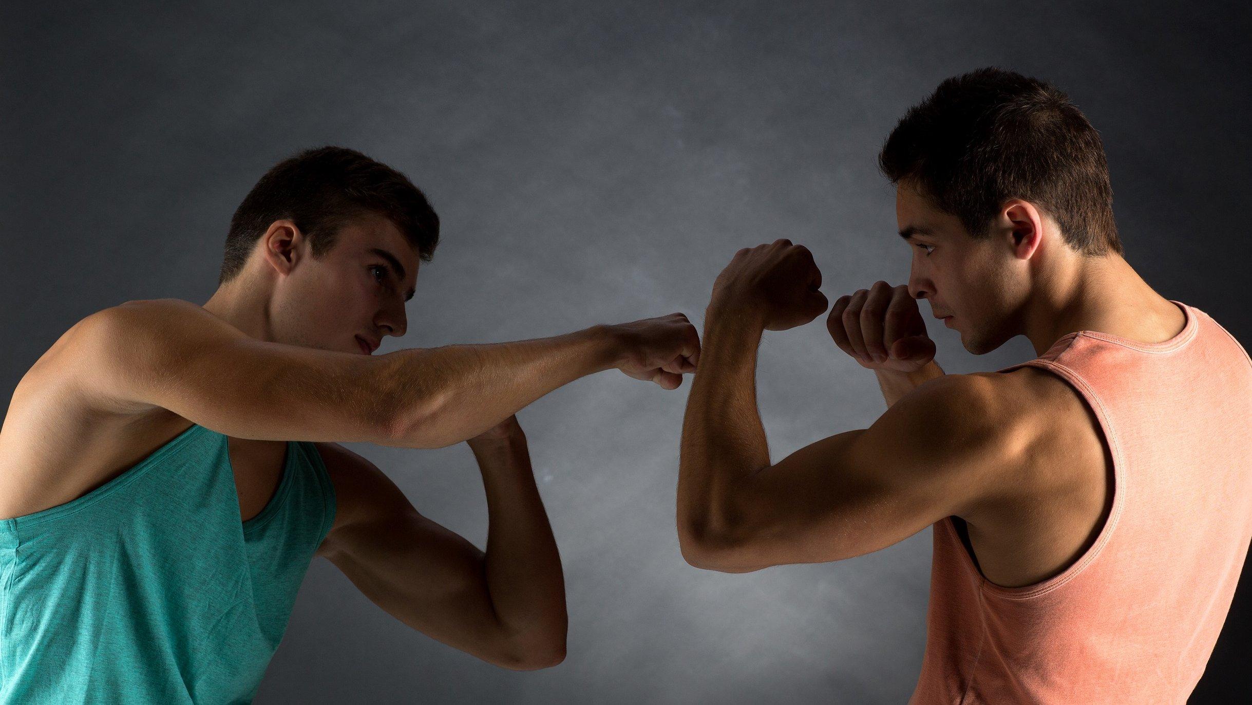 En god kamp kræver, at man kender hinandens grænser.
