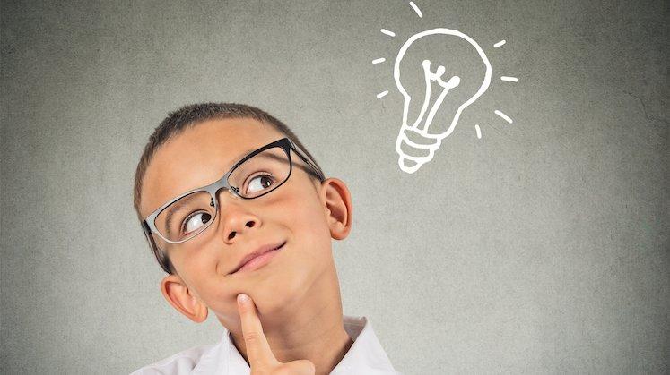 Kan du få en idé til et godt produkt, ligesom en designer kan?