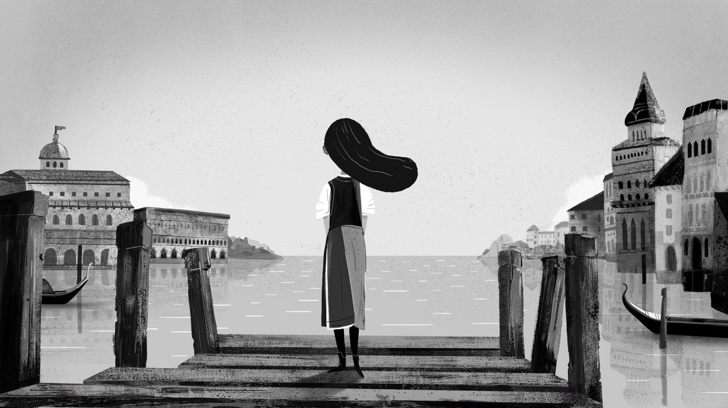 Pigen fra Venedig