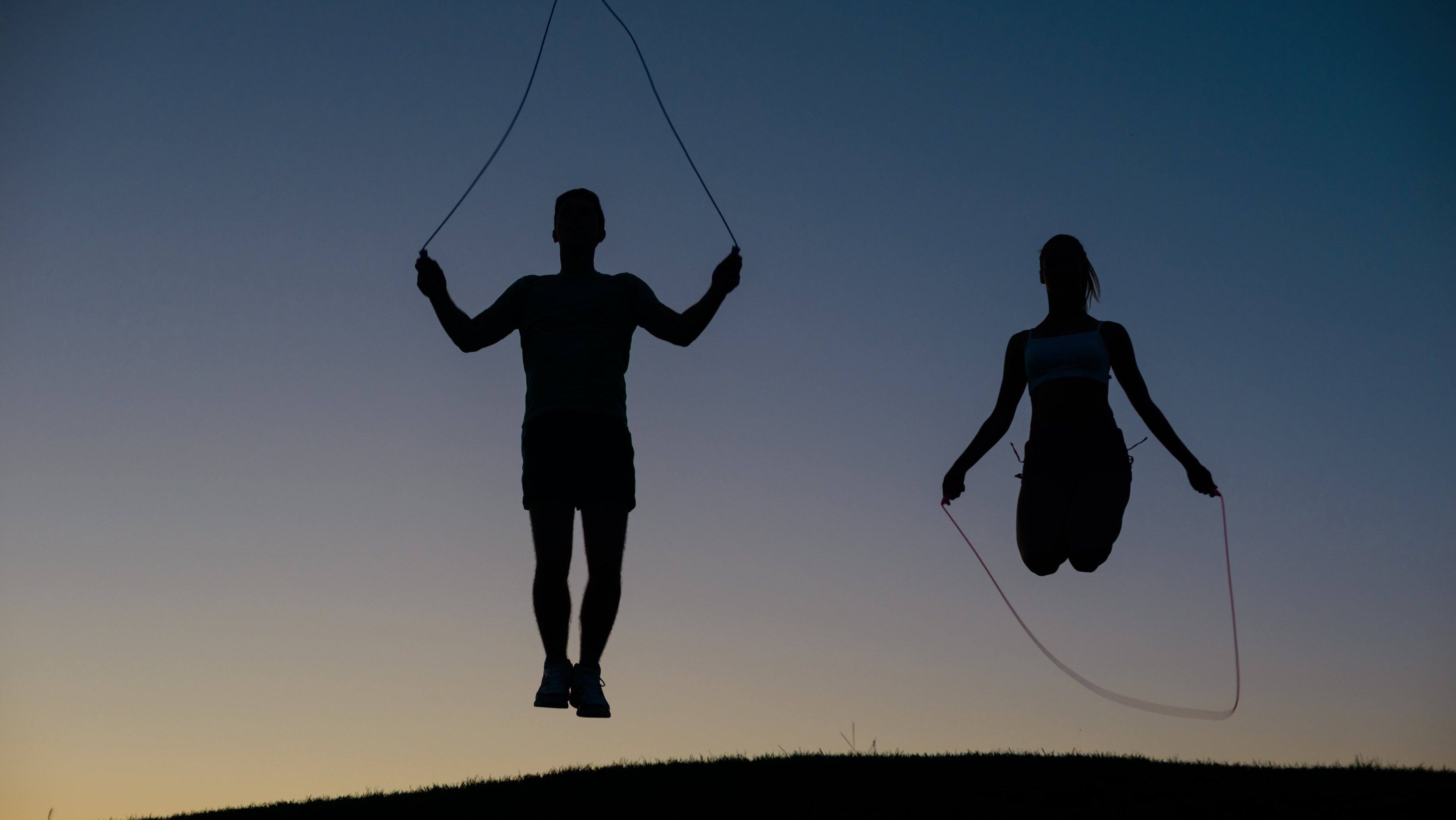 Sjipning kan være motion, benhård træning, fri leg eller opvisning med tricks.