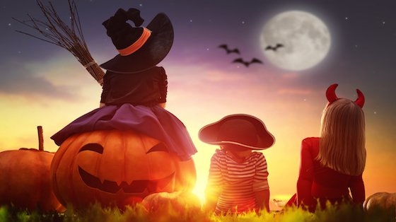 Halloween is a fun and very popular tradition in the USA.