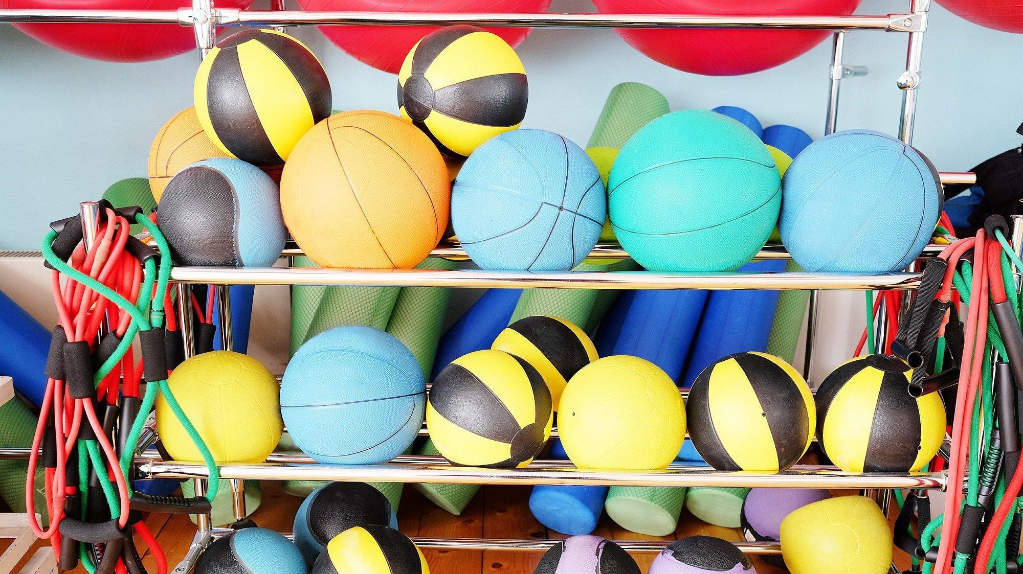 Et boldspil kan variere meget, alt efter hvilken bold man bruger.