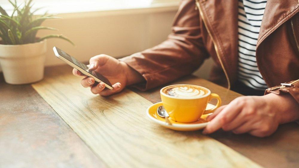 Kan du forestille dig en kaffeaftale, du ville sige nej til?
