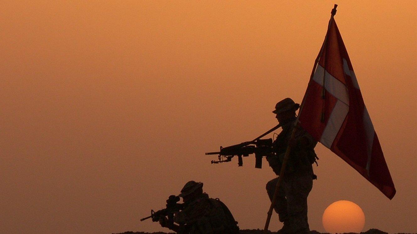 I dette forløb bliver I bl.a. klogere på, hvorfor Danmark har haft tropper udsendt til egne langt fra landets grænser.